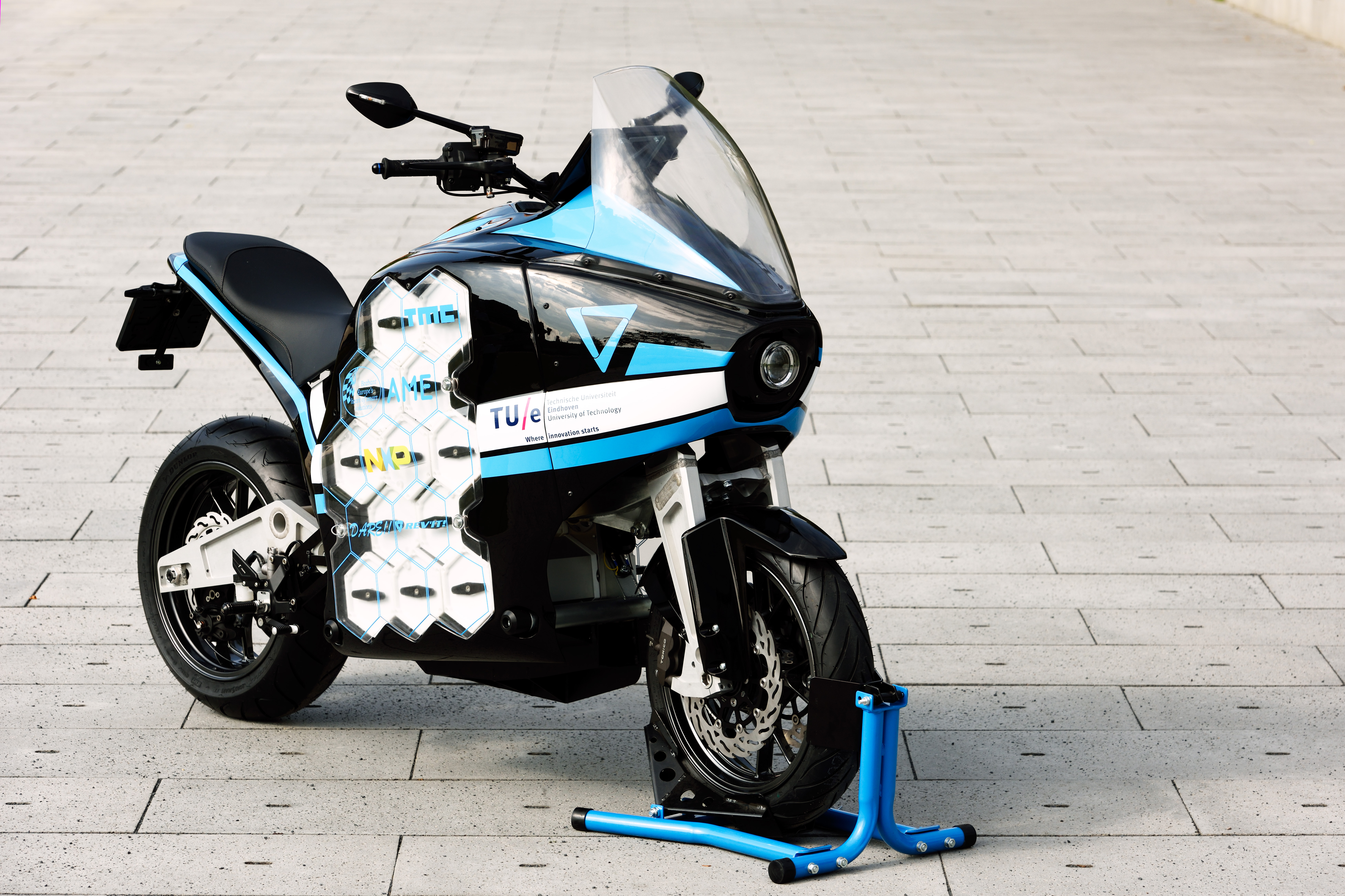 The electric bike with a 236-mile range