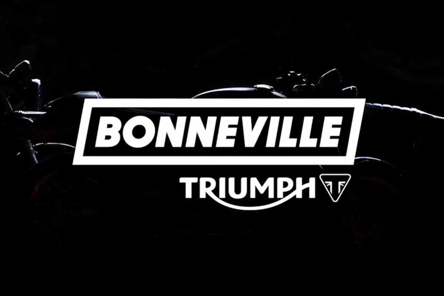 New Triumph Bonneville confirmed