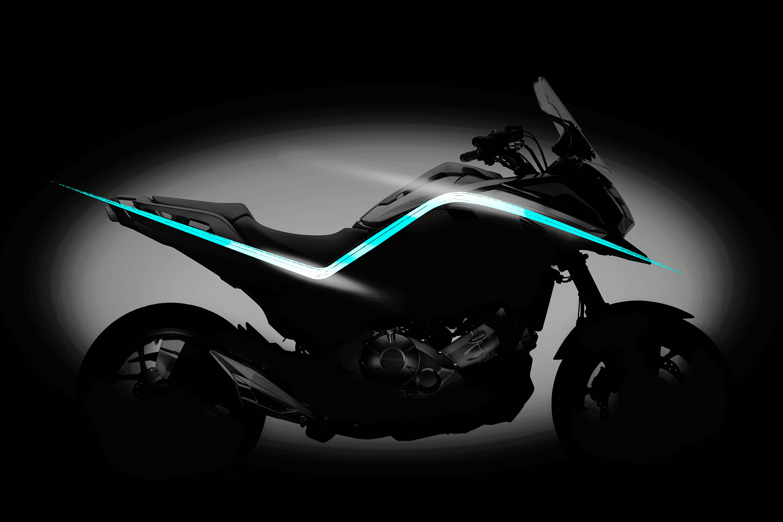 2016 Honda NC750X first look