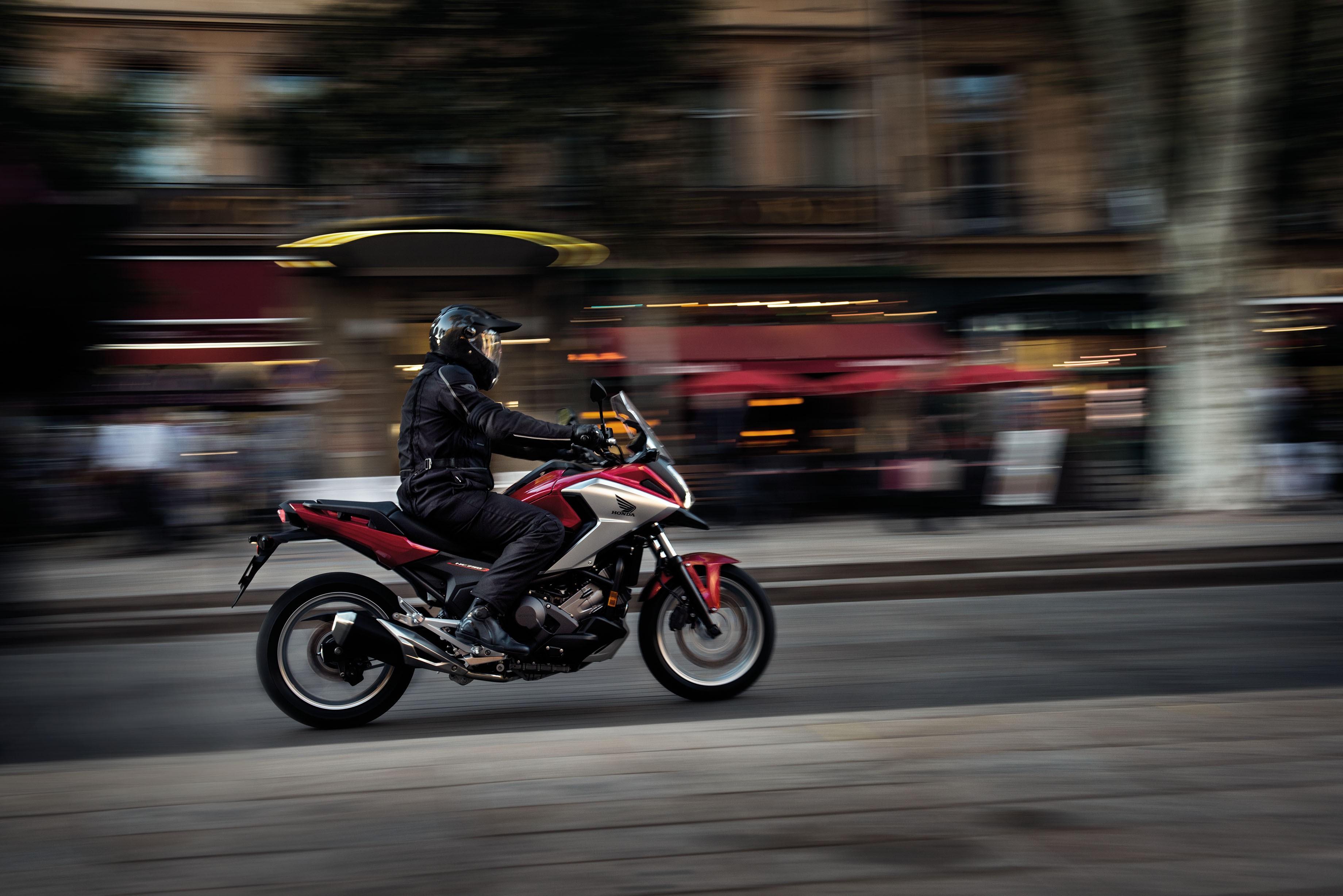 2016 Honda NC750X revealed