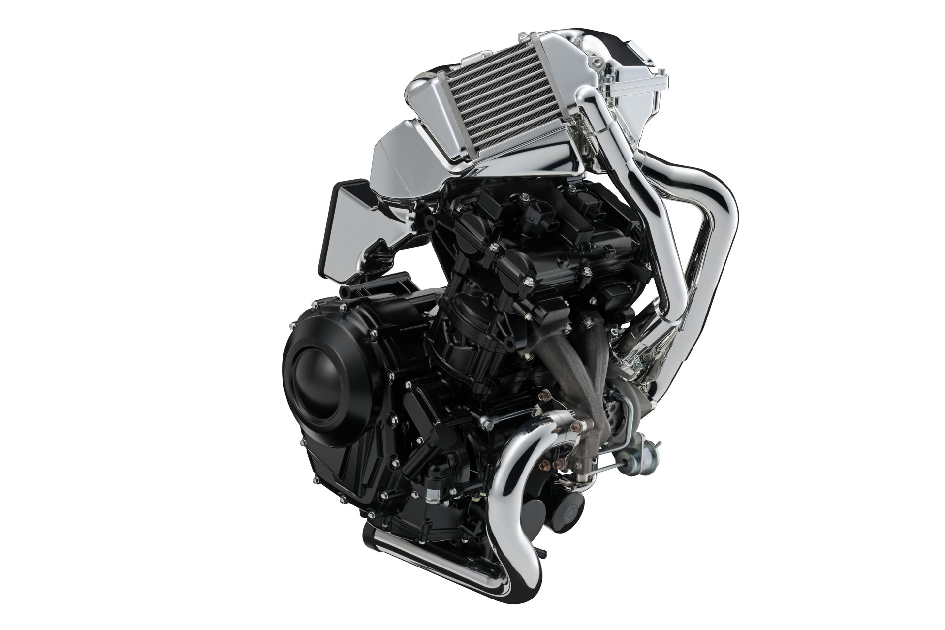 Suzuki displays turbo engine at Tokyo Motor Show