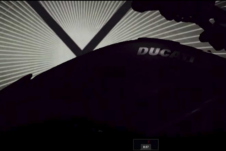 Ducati's latest teaser video declares 'This is style'