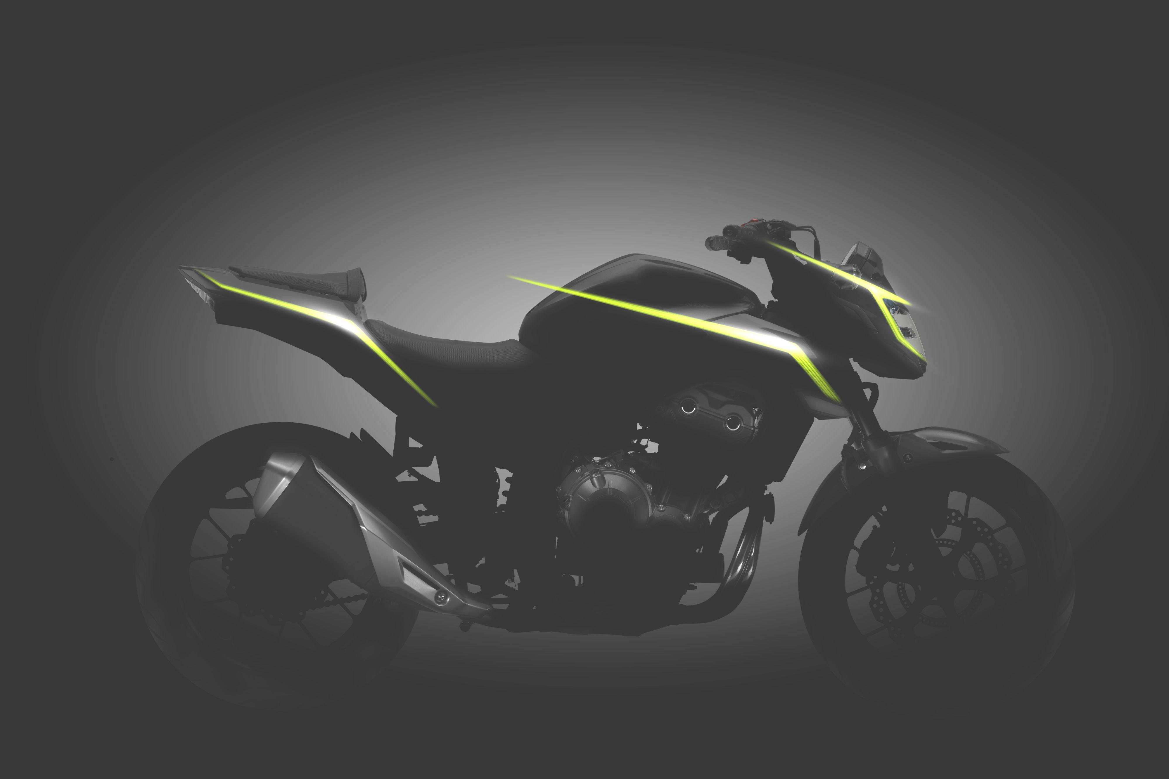 2016 Honda CB500F first look