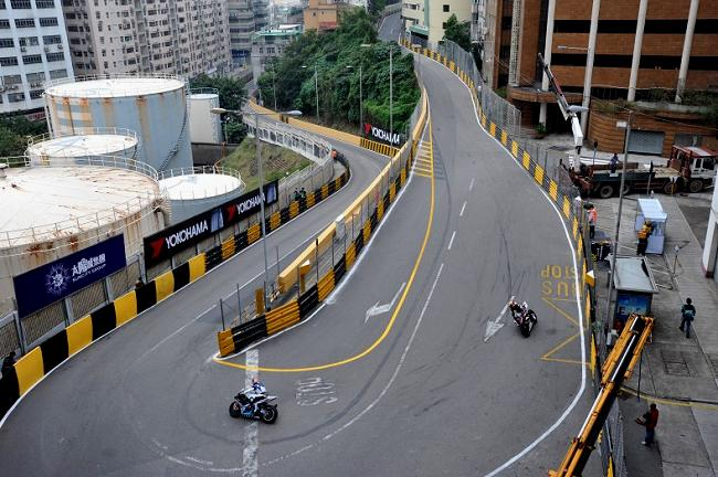 Macau Grand Prix: McGuinness tops first qualifying session