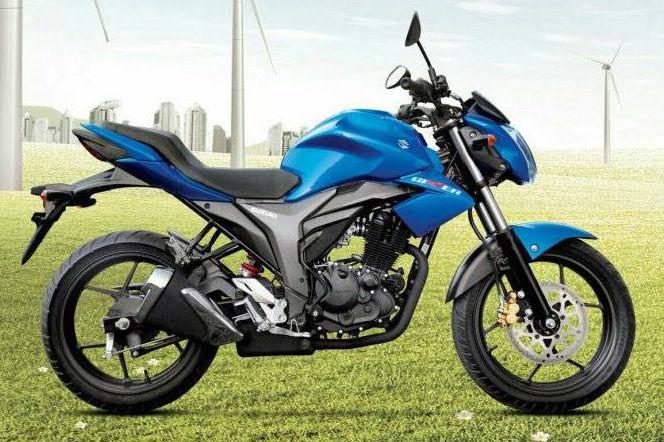 Suzuki planning Gixxer 250