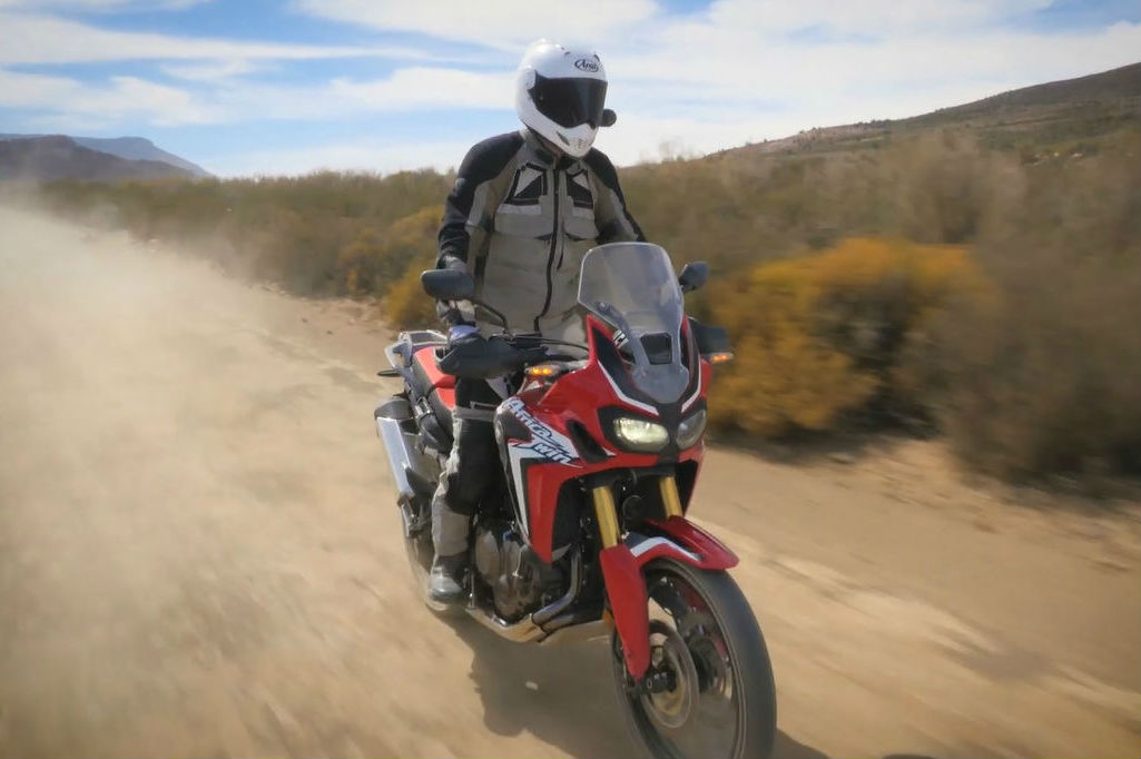 Video review: Honda Africa Twin road test