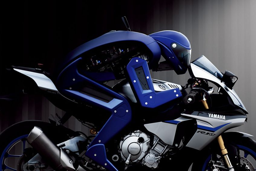Yamaha takes Motobot to second phase of development