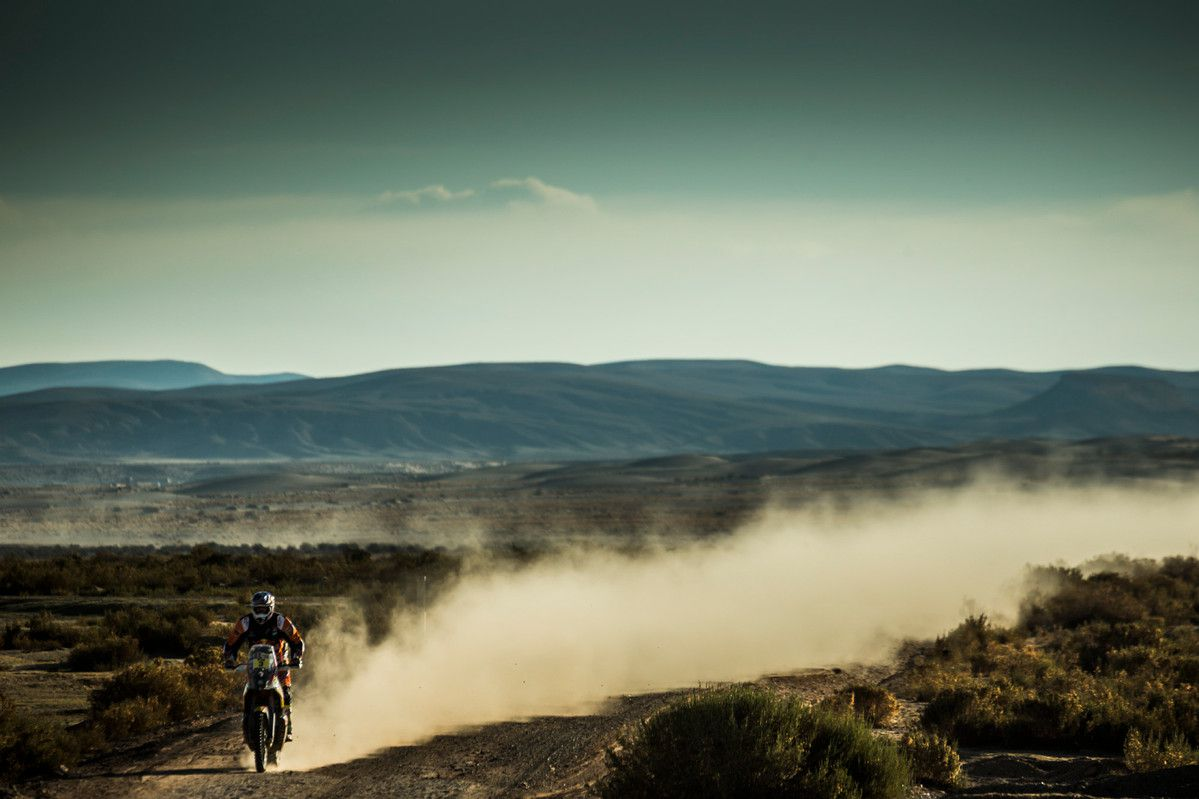 Dakar rally update after stage 11