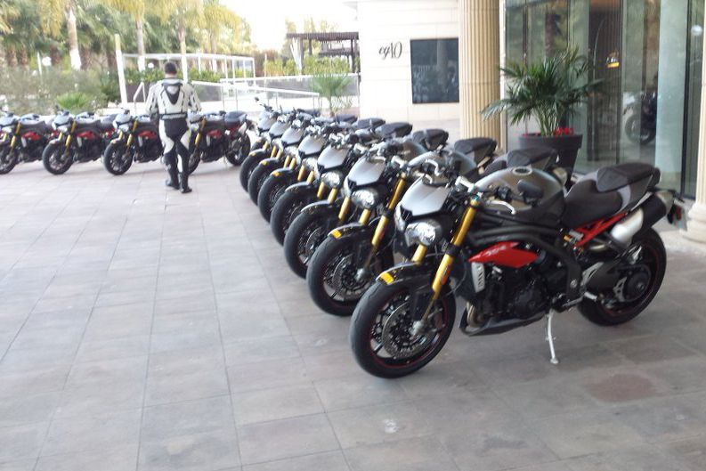 Triumph announces Speed Triple price and specs