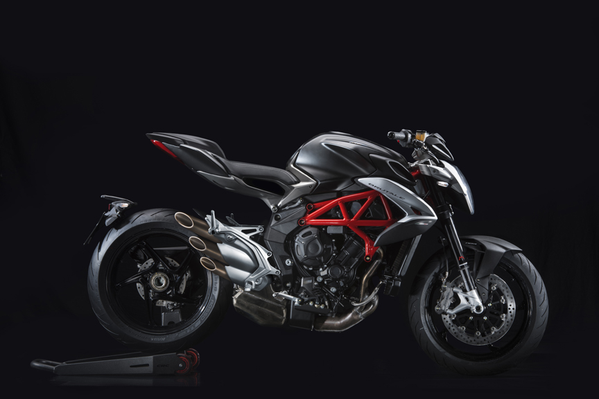 MV Agusta confirms updated Brutale 675 on the way