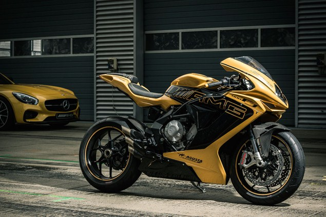 MV Agusta F3 'Solar Beam' to become production model