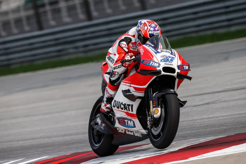 Stoner completes second day of Sepang test
