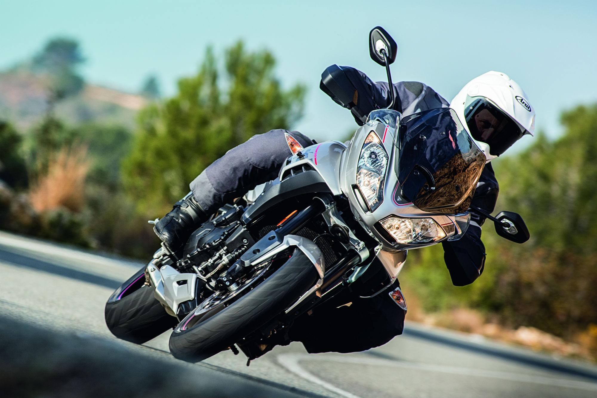 New Triumph Tiger Sport revealed