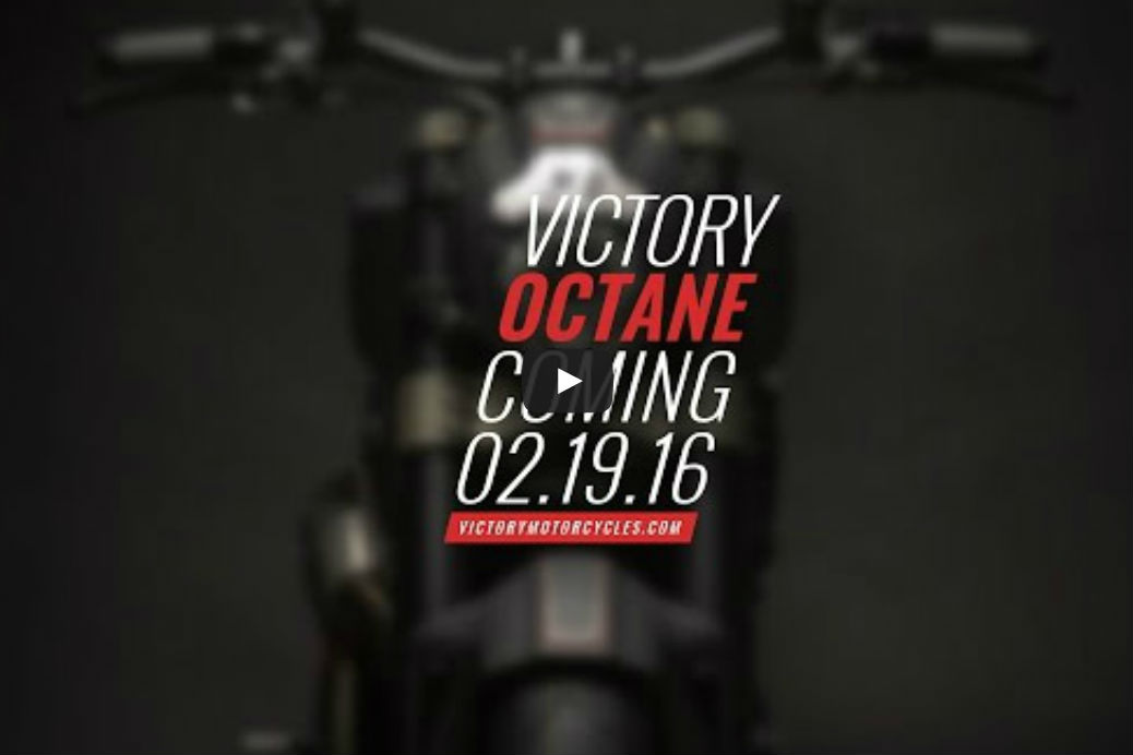 New Victory Octane teaser