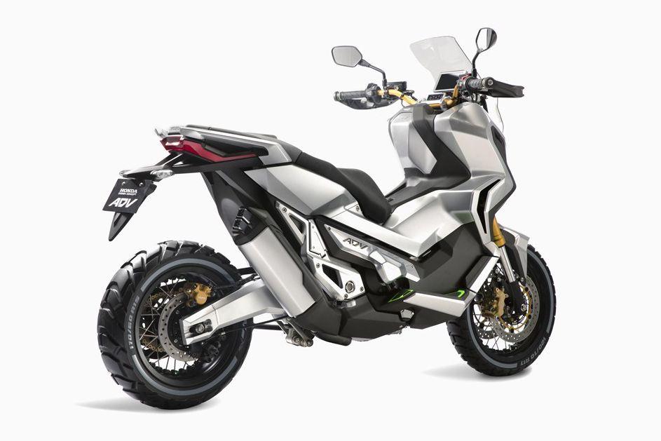 Honda X-ADV planned