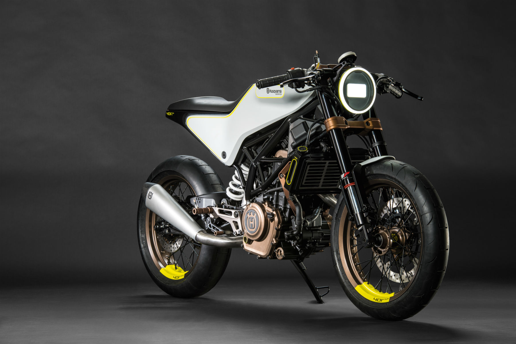 Husqvarna Vitpilen likely to be manufactured in India