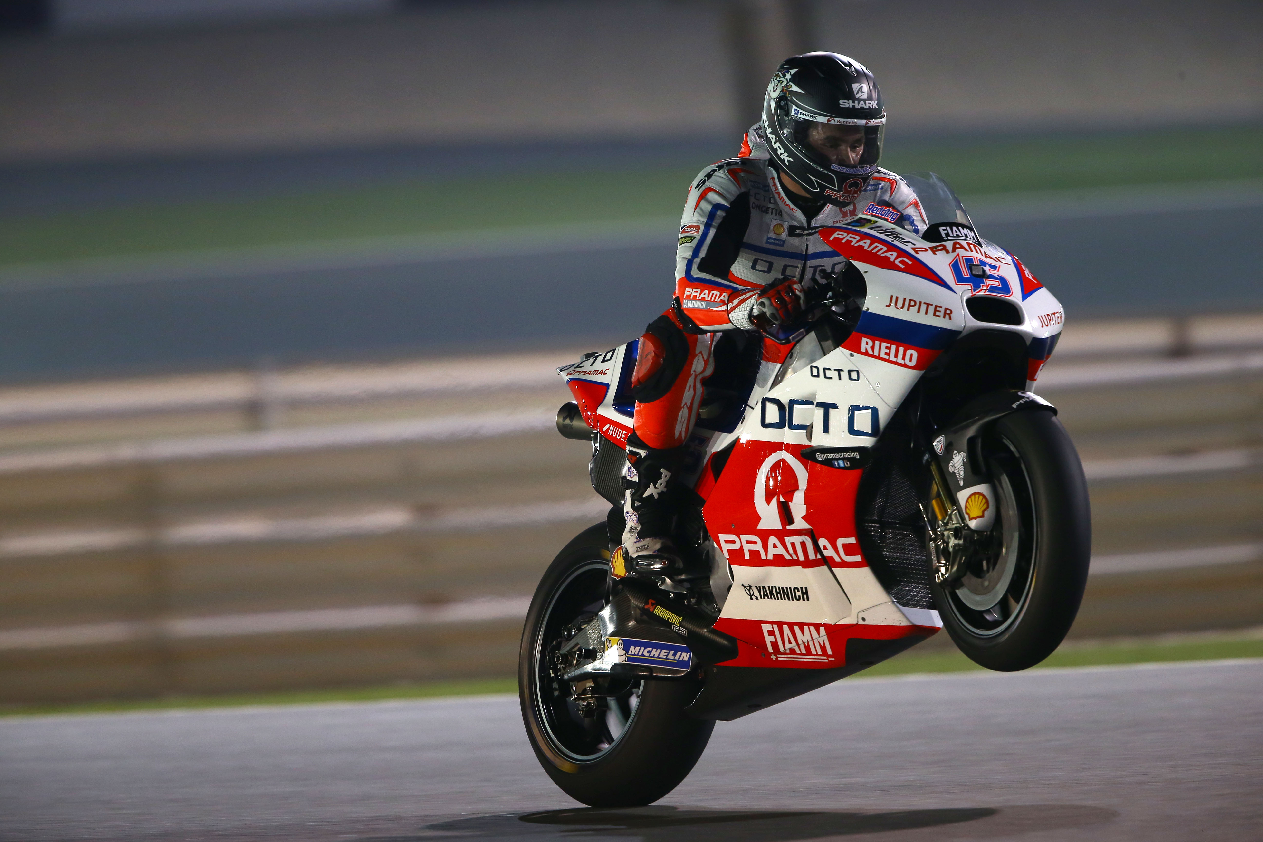 Redding pleased with Ducati package