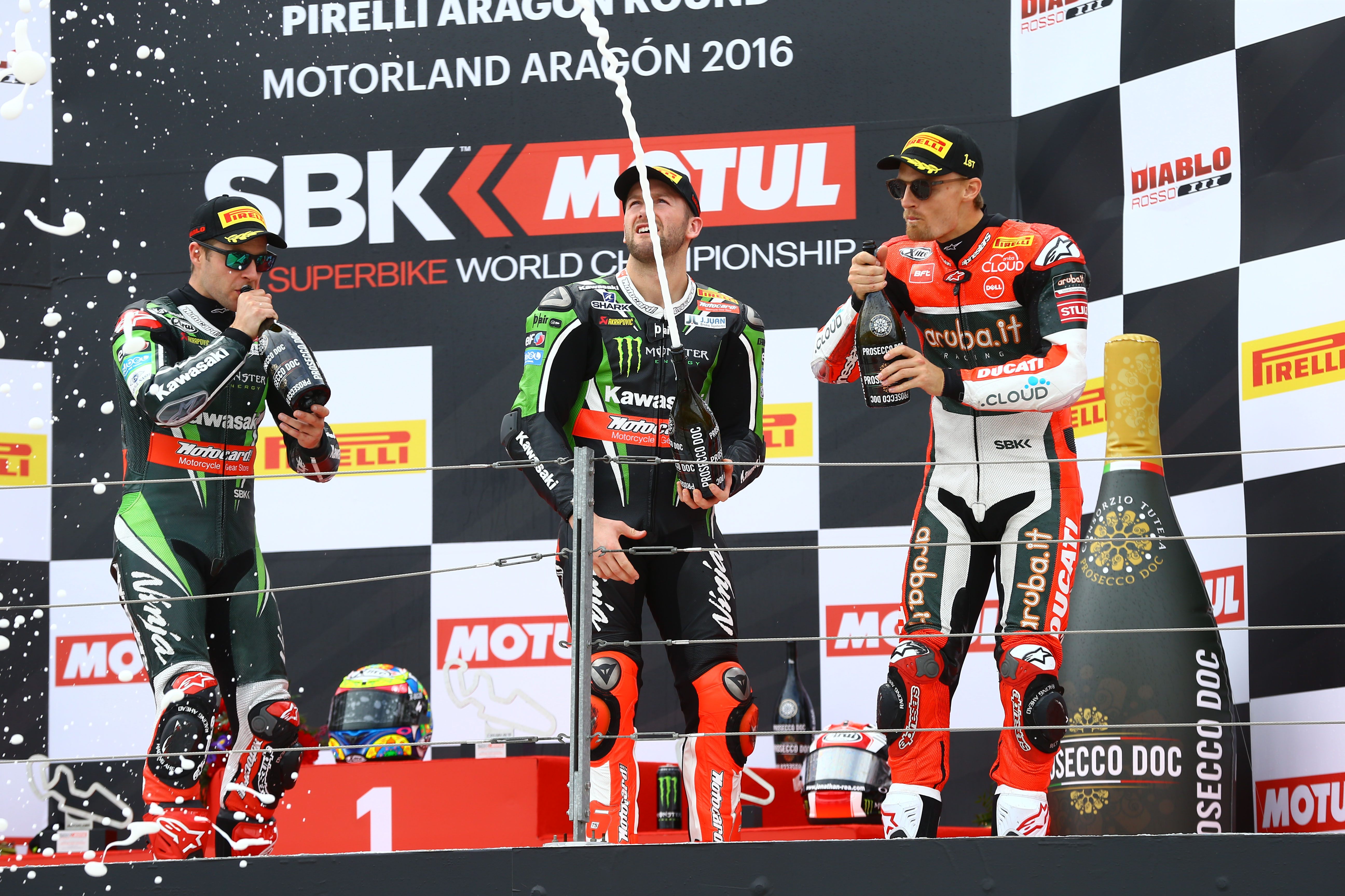WSB 2016: Championship standings after Aragon
