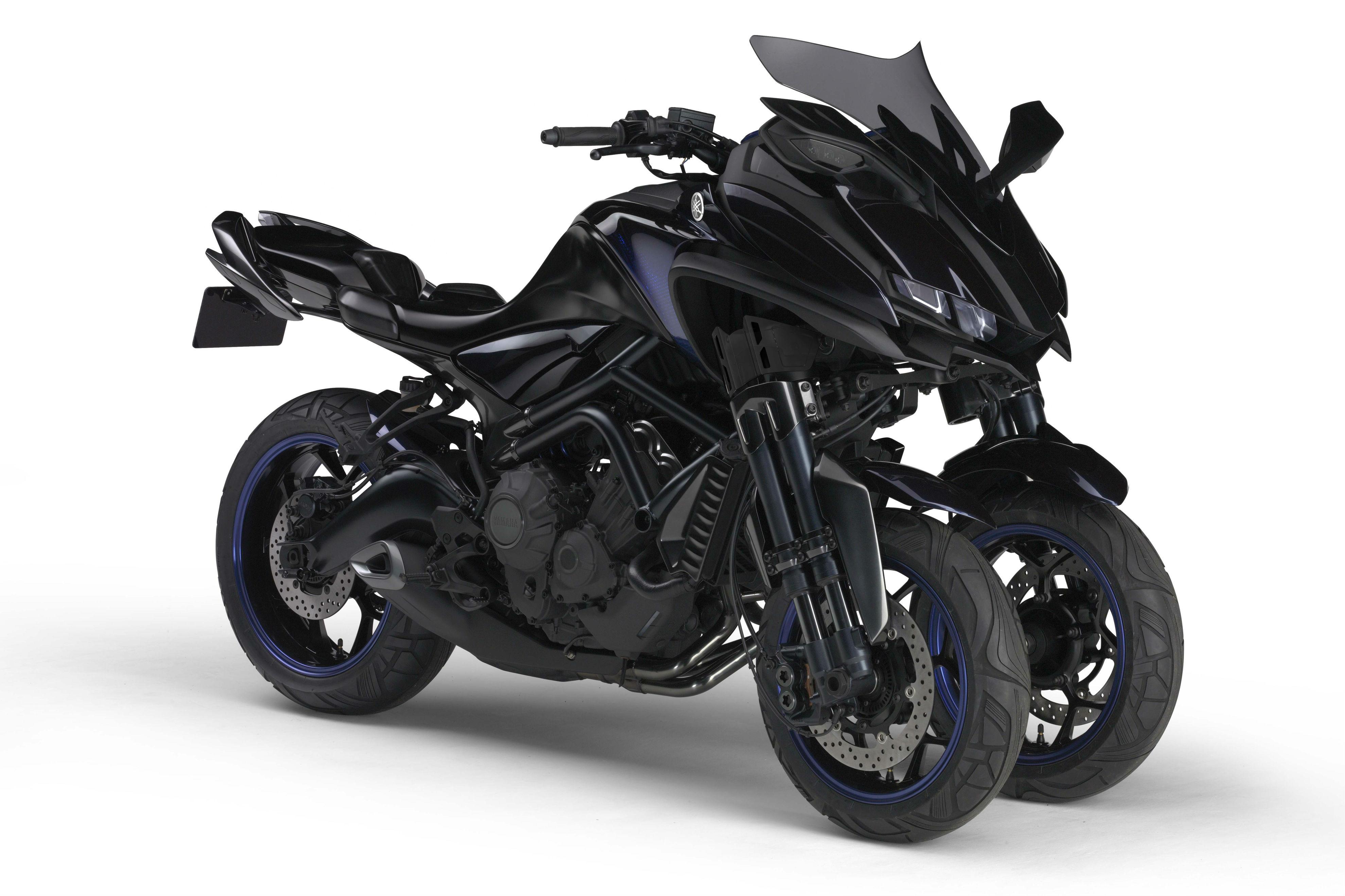 Yamaha hints at MWT-9 launch by 2018