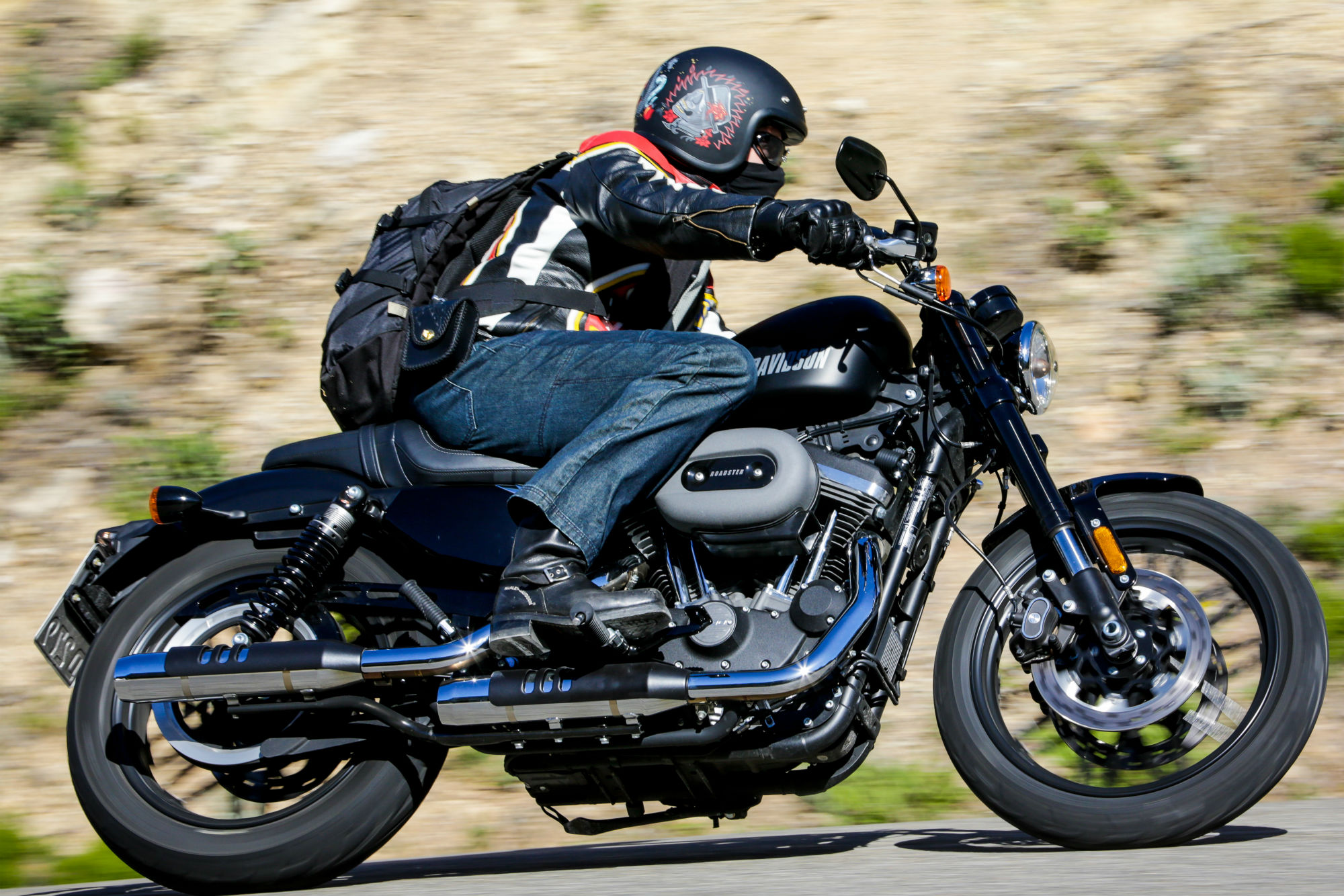 First Ride Harley Davidson Roadster And Low Rider S Re Visordown