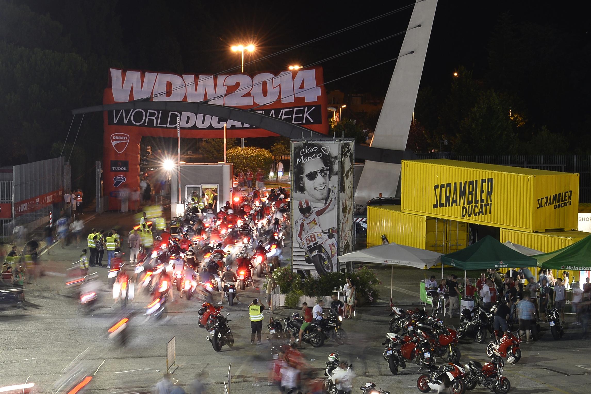 World Ducati Weekend tickets on sale