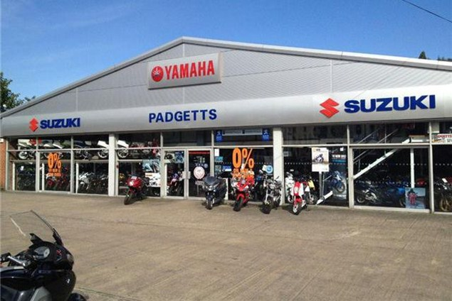UK motorcycle sales continue to grow