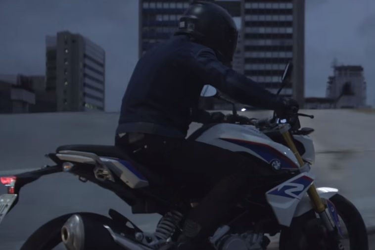 BMW's latest promo video for the G310R
