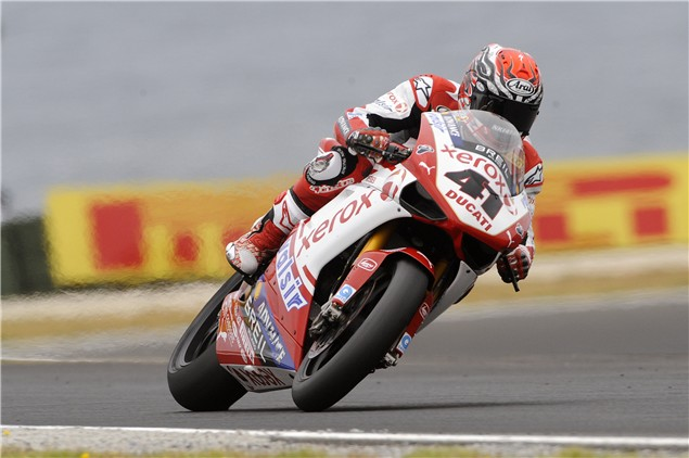WSB 2010: Riders ready for Phillip Island test