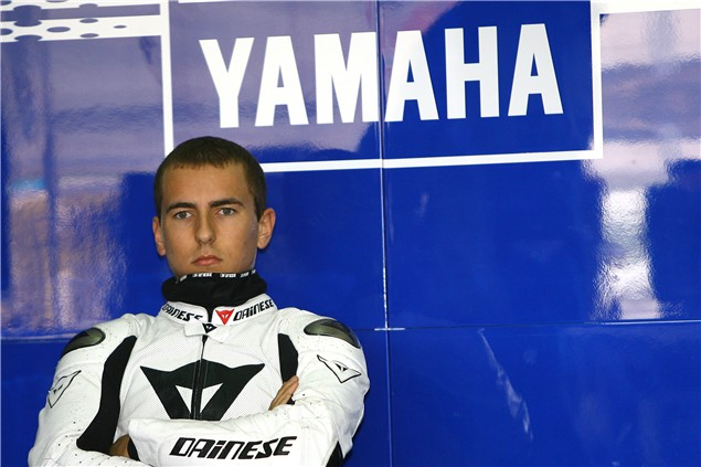 Lorenzo ditches Dainese