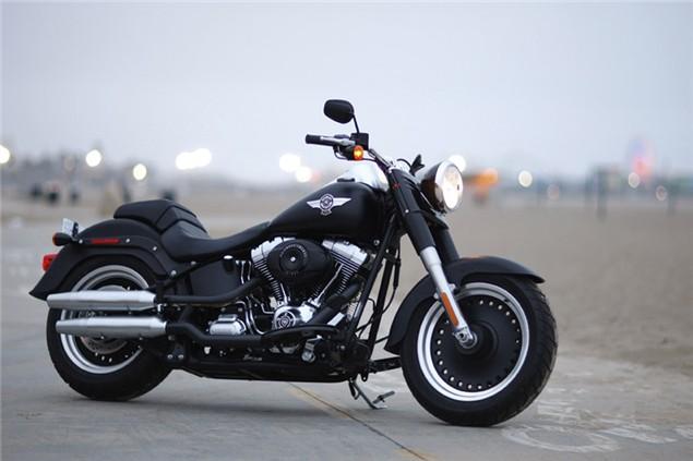 First Ride: 2010 Harley-Davidson Fat Boy Special