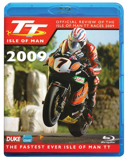 2009 TT review now on Blu-Ray