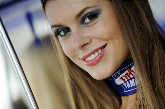 MotoGP: 2009 Estoril Grid Girls Gallery