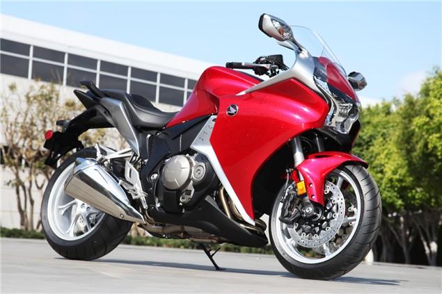 Italy: Honda VFR1200F to cost 15,500 Euros
