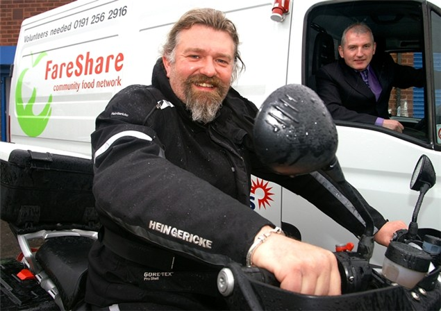 Hairy Biker injured in motorcycle crash