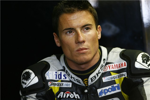 Toseland 'favourite' for Rossi MotoGP ride