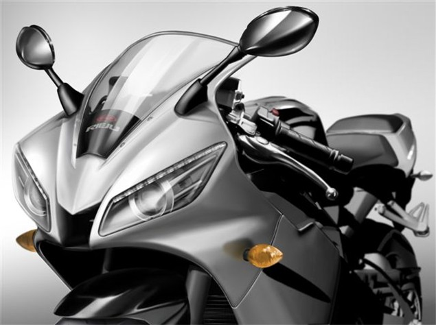 First Look: Rieju RS3 125