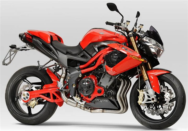 First Look: 2010 Benelli TnT 160R