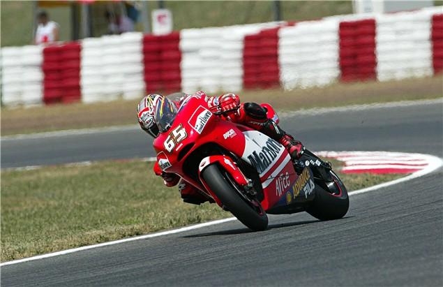 Capirossi back to Ducati for 2011