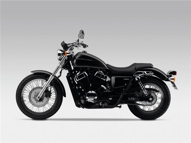 Honda unveil Harley 883 rival