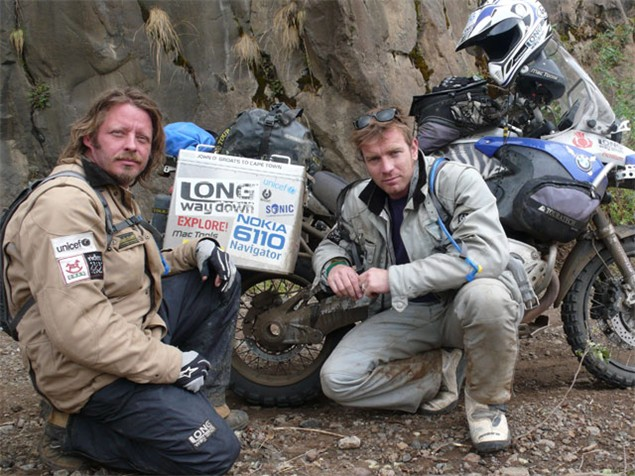 Boorman to cross Canada for new TV show