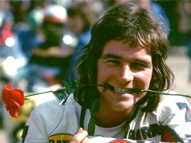 'Barry Sheene was my uncle'