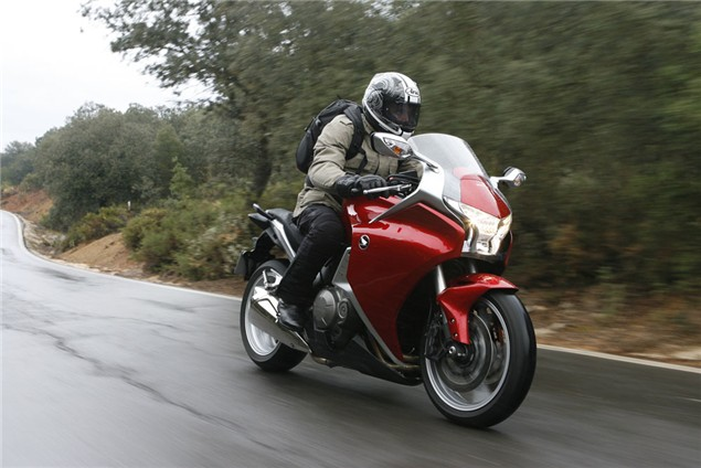 Honda UK announce official VFR1200F price
