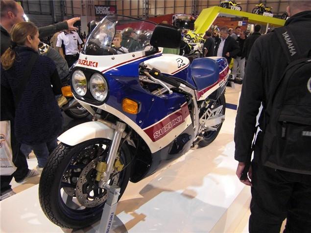 Suzuki unveil limited edition GSX-R750