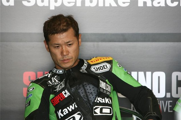 Tamada in for Resch at BMW