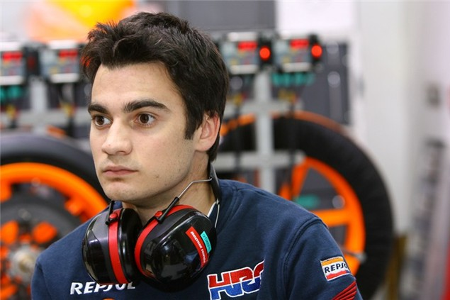 Pedrosa on course for 2011 return
