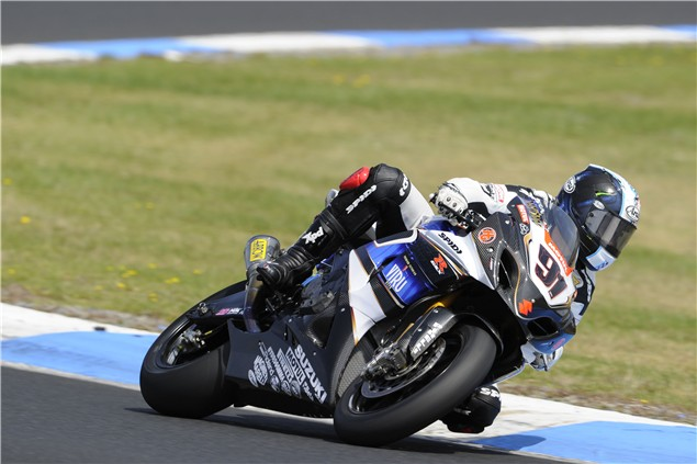 Phillip Island Test: Day 1: Session 1