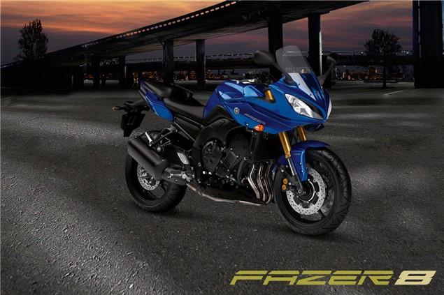 Yamaha announces Fazer8 and FZ8 prices