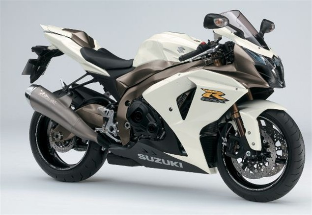 25th Anniversary Suzuki GSX-R1000 revealed