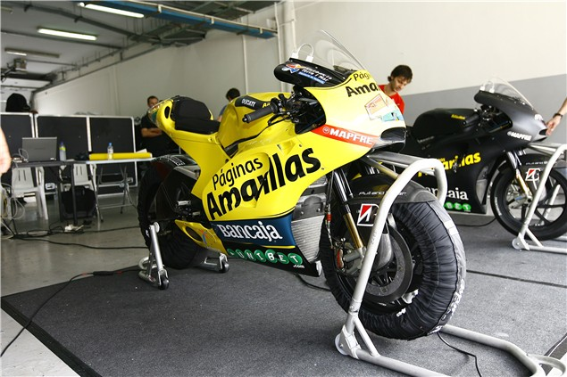Gallery: Is this bike the most gopping MotoGP racer ever?