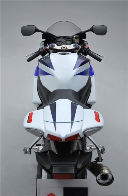 Gallery: Suzuki unveil 25th Anniversary GSX-R600